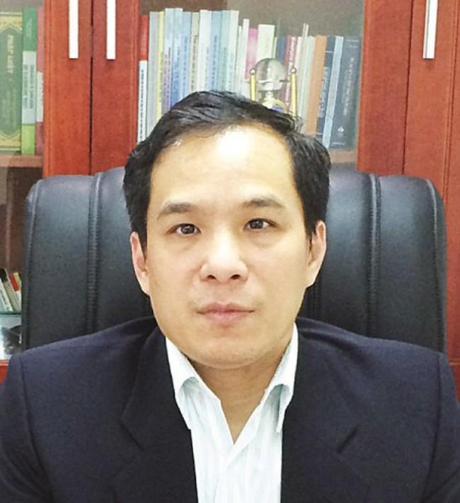 Vụ trưởng Vụ Pháp chế NHNN Đoàn Thái Sơn lên làm Phó Thống đốc