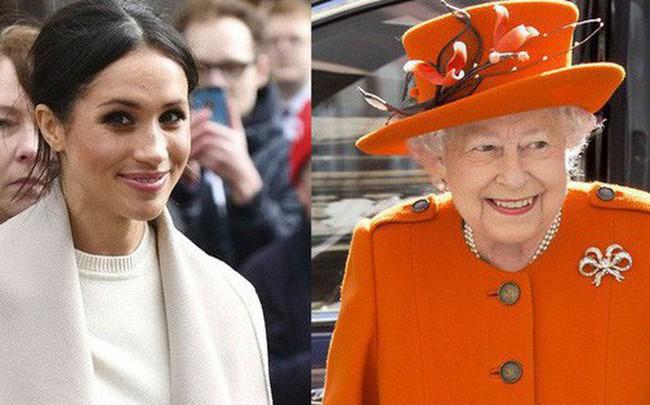 Những điều thú vị được tiết lộ trong mối quan hệ giữa Nữ hoàng Anh với cháu dâu mới Meghan