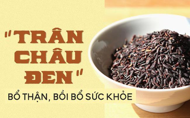 """Món ăn """"vua của thế giới gạo"""": Tác dụng bổ thận kỳ diệu, củng cố tinh lực và sức khỏe"""