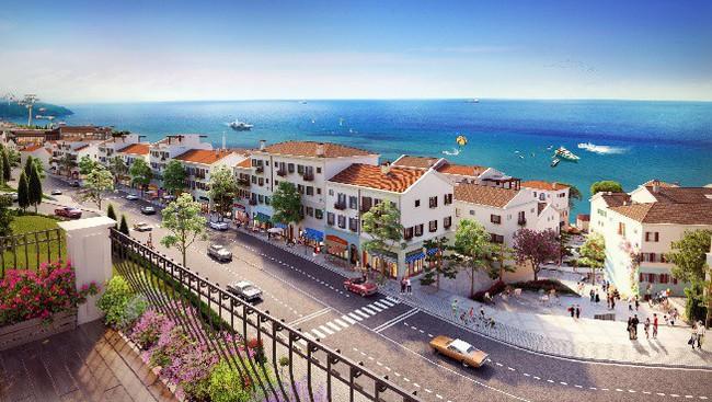Shophouse phong cách Địa Trung Hải: Điểm nhấn ấn tượng trên thị trường BĐS Phú Quốc