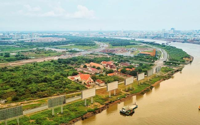 TP.HCM: Tổ chức đấu giá 9 lô đất trong Khu đô thị mới Thủ Thiêm