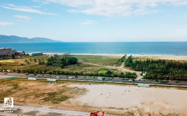 Đà Nẵng: Chọn 4 địa điểm xây quảng trường kết hợp công viên biển dọc đường Nguyễn Tất Thành