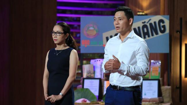 Shark Louis Nguyễn cứu vớt dự án nông sản hữu cơ vì cảm mến lòng trung thành của startup