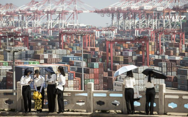 Trung Quốc vừa công bố những số liệu thương mại có thể khiến Tổng thống Trump thêm phiền lòng