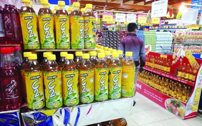 Cùng sảy chân vì khủng hoảng truyền thông, Tân Hiệp Phát mất 3 năm đã lấy lại thị phần còn trà C2 ngày càng tuột dốc