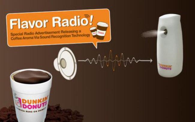 """[Case Study] Chiến dịch 'dắt mũi' khách hàng của Dunkin' Donuts: """"Bơm"""" mùi cà phê lên xe buýt, đem về thêm 29% doanh thu! - ảnh 1"""