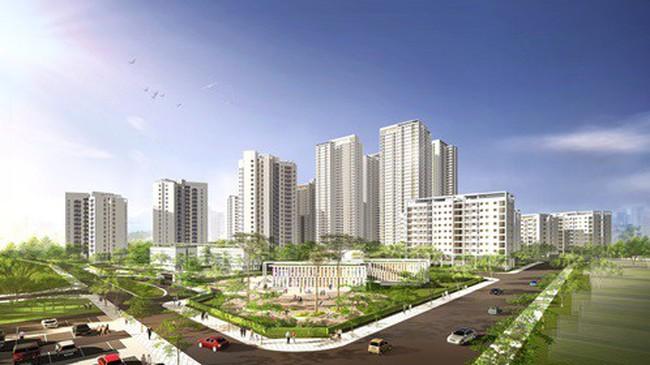 Hồng Hà Eco City – dấu ấn KĐT xanh phía Nam Hà Nội