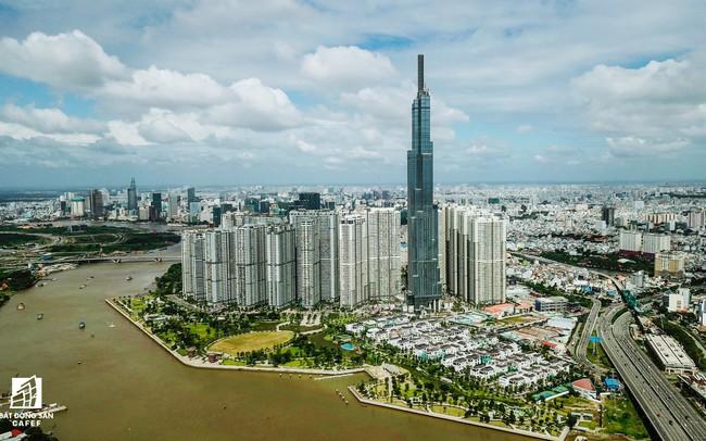 The Landmark 81 Vinhomes Central Park | Tòa nhà cao nhất Việt Nam
