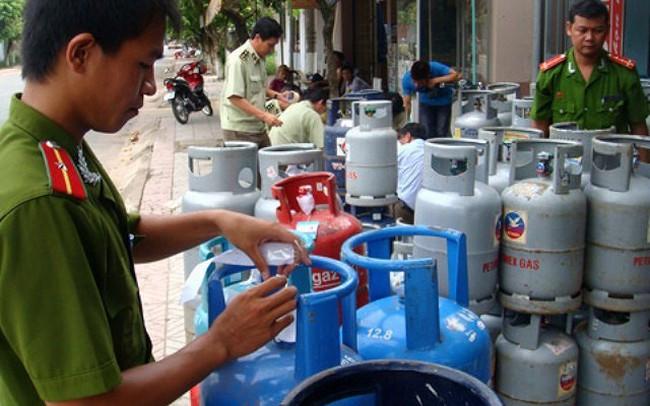 Trước giờ G, các sở Công Thương 'rối' với kinh doanh gas