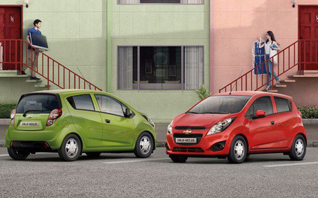 """3 mẫu ô tô """"mới cóng"""" có giá rẻ nhất tại thị trường Việt Nam"""