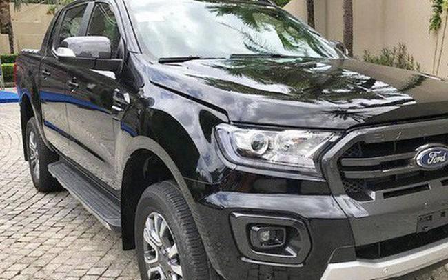 """""""Vua bán tải"""" Ford Ranger 2018 bản cao cấp đã về Việt Nam, giá bán là ẩn số bất ngờ"""