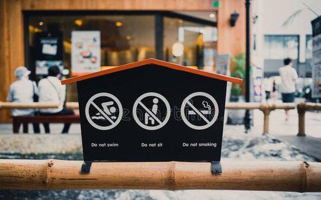 Nhật Bản: Mất cả gia tài nếu hút thuốc lá nơi công cộng