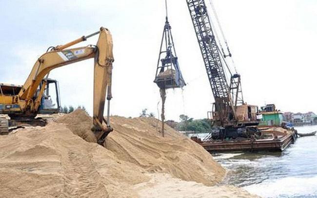Bộ Quốc phòng kiến nghị được xuất khẩu 25 triệu m3 cát nhiễm mặn