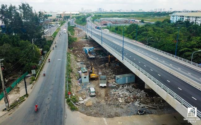 Hàng loạt công trình giao thông lớn  tại TPHCM được khởi công xây dựng trong quý 1/2019