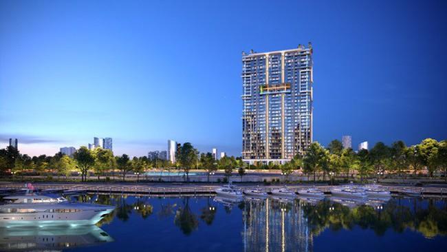 Bất động sản khu Nam Sài Gòn phát triển theo hạ tầng tỉ USD