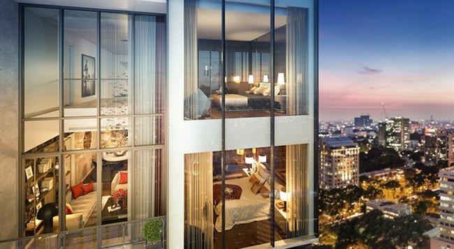 """Những lý do khiến căn hộ duplex Ancora """"ghi điểm"""" với giới nhà giàu"""