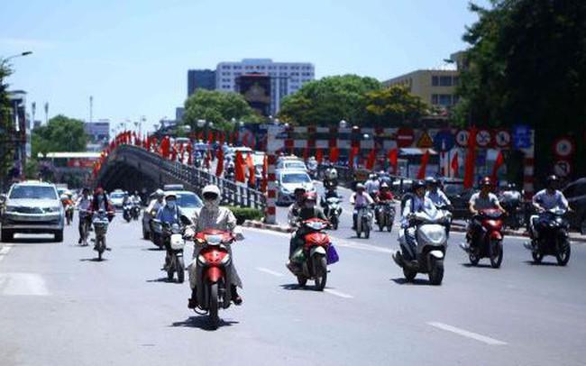 Hà Nội tiếp tục nắng nóng gay gắt, có nơi trên 40 độ C