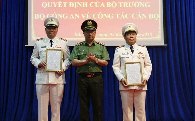 Bắc Giang có tân Giám đốc Công an tỉnh