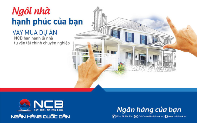 Ngân hàng Quốc Dân hỗ trợ cho khách hàng của dự án Khu đô thị Cao Xanh Hà Khánh, Hạ Long