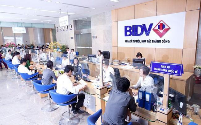"""BIDV lãi trước thuế 5.037 tỷ đồng trong nửa đầu năm, bị Techcombank """"vượt mặt """""""
