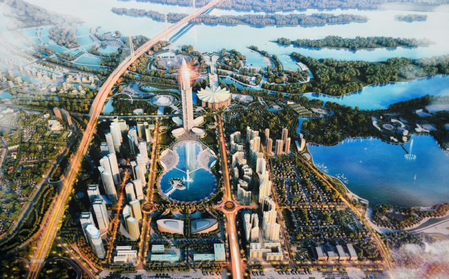 Lộ diện siêu dự án bất động sản hơn 4 tỷ USD tại Hà Nội và 2 tỷ USD ở Huế