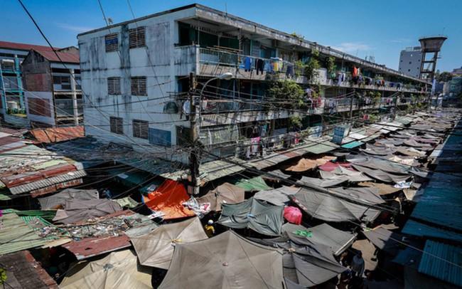 TP.HCM yêu cầu di dời khẩn cấp 15 chung cư cũ, xuống cấp trầm trọng