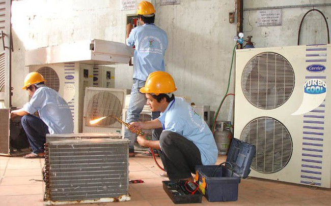 Những nghề kiếm bộn tiền trong ngày nắng nóng