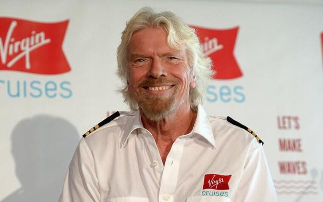 Chiêm nghiệm đắt giá của tỷ phú Richard Branson: Cơ hội thành công ít hay nhiều, tất cả đều phụ thuộc vào suy nghĩ của bản thân bạn!