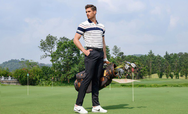 Aristino ra mắt bộ sưu tập thời trang golf hè 2018