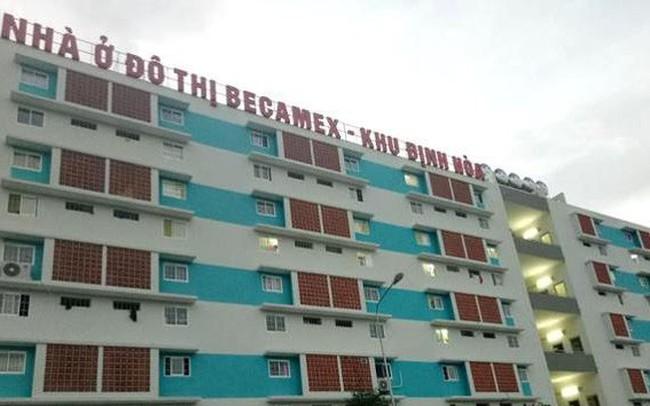 Cư dân phản ánh nhiều bất cập tại nhà ở xã hội Becamex Định Hòa