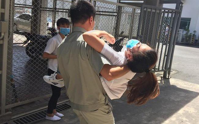 Hàng trăm công nhân ở Quảng Ninh sơ tán khẩn cấp sau khi nhiều người ngất vì khí lạ