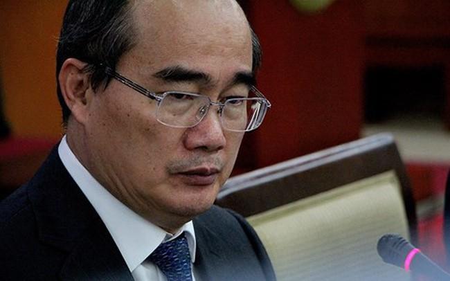 Bí thư Nguyễn Thiện Nhân nói về việc hàng loạt lãnh đạo bị kỷ luật