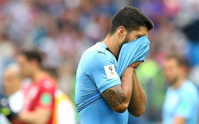 Với Luis Suarez, nỗi đau thua trận còn lớn hơn cả Ronaldo, Messi lẫn Neymar