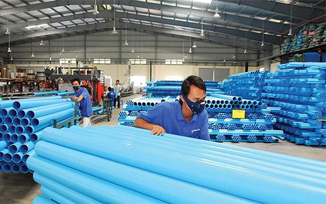 Nhựa Bình Minh: Cổ phiếu tăng mạnh, áp lực chi phí tăng mạnh khiến lợi nhuận nửa đầu năm giảm về 210 tỷ đồng