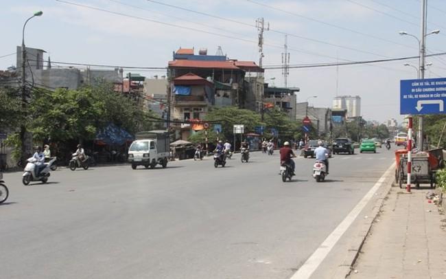 Hà Nội chuẩn bị cải tạo tuyến đường Nguyễn Khoái