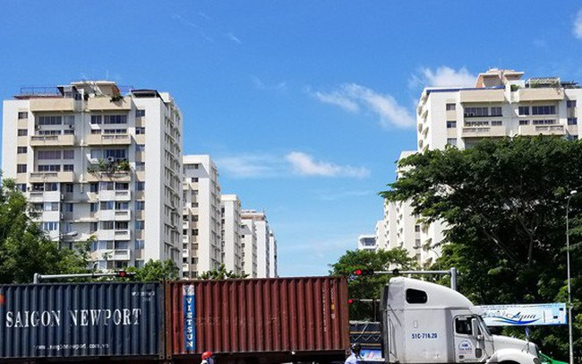 Nỗi khổ vì ô nhiễm ở khu đô thị kiểu mẫu