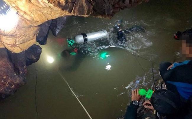 Vụ đội bóng nhí Thái Lan bị mắc kẹt: Chiến dịch giải cứu chuẩn bị tái khởi động