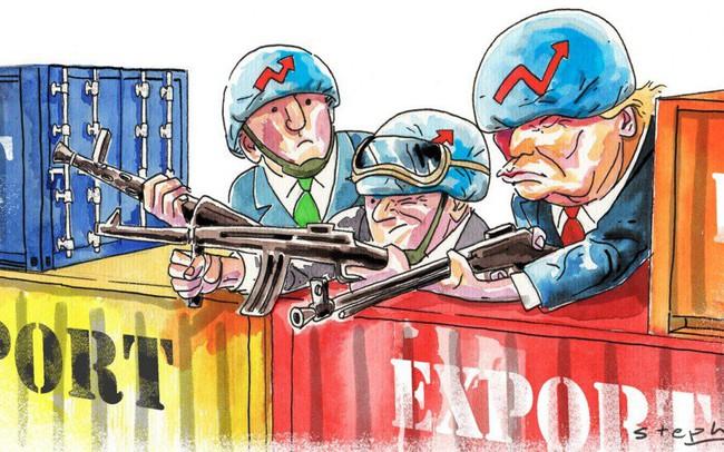 Chiến tranh thương mại Mỹ - Trung có thể tồi tệ như thế này đây