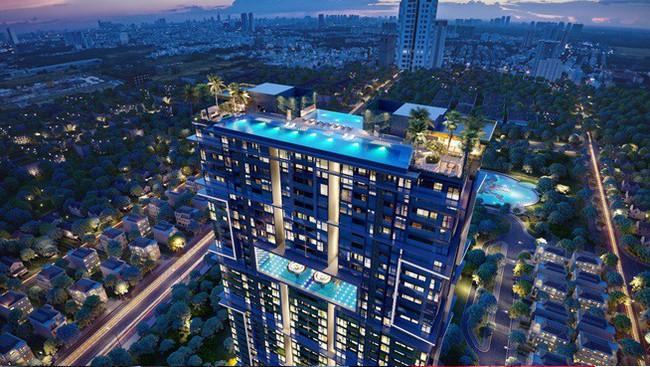 Căn hộ view sông Sài Gòn Sky89 đã có ngày ra mắt
