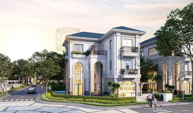 Kiến trúc và tiện ích: Hai thế mạnh nâng tầm biệt thự cao cấp