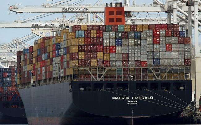 Mỹ dự định sẽ áp thuế 25% thay vì 10% lên 200 tỷ USD hàng hóa Trung Quốc