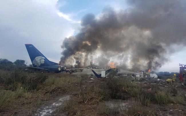 Máy bay chở 103 người lao xuống đất, hành khách thoát chết thần kỳ