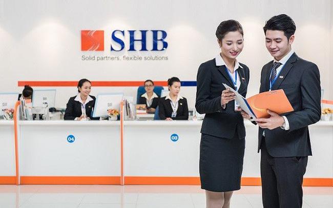 Lãi đột biến từ chứng khoán và giảm trích lập dự phòng, SHB đạt LNTT 1.045 tỷ đồng trong nửa đầu năm