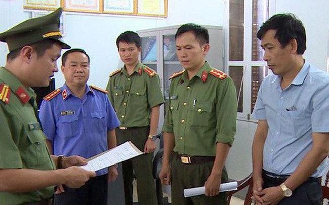 Công an khám nhà Phó Giám đốc Sở Giáo dục và Đào tạo tỉnh Sơn La