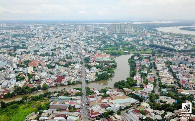 Cận cảnh dự án tuyến đường huyết mạch khu Đông Sài Gòn được mở rộng từ 7m lên 30m