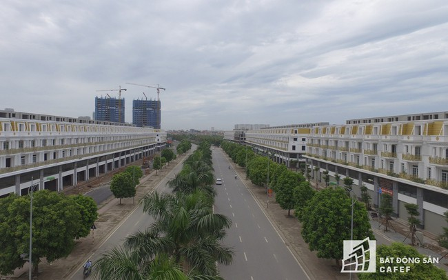 Toàn cảnh khu vực có giá nhà đất tăng mạnh tại Hà Nội trong năm qua