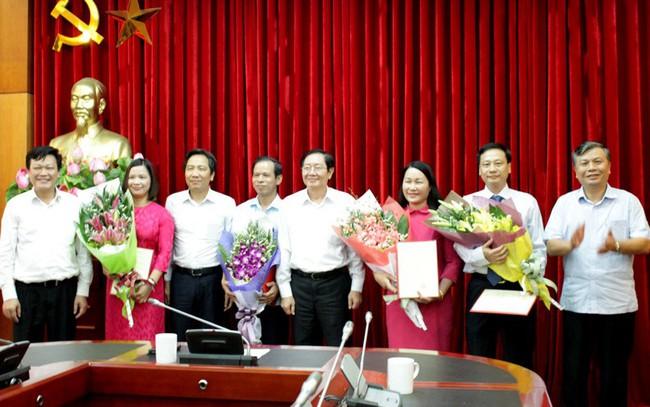 Bộ Nội vụ điều động, bổ nhiệm nhiều cán bộ chủ chốt