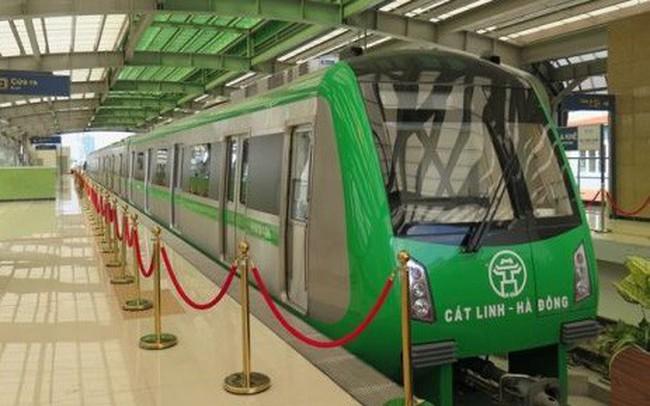 Đường sắt trên cao: Tốc độ 35km/h, giá vé sẽ được Nhà nước trợ giá