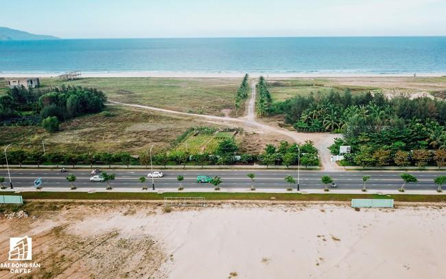 Đà Nẵng: Quyết định thu hồi đất dự án nghỉ dưỡng để mở lối xuống biển, nghiên cứu phương án mở đường ven biển