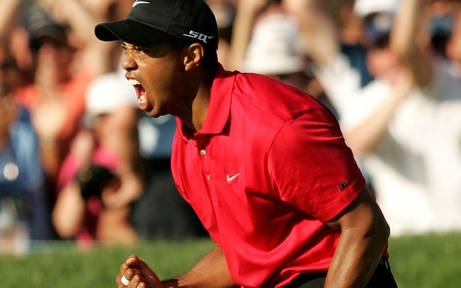 Tiger Woods là tay golf đắt giá nhất thế giới, thu nhập hơn 43 triệu USD/năm